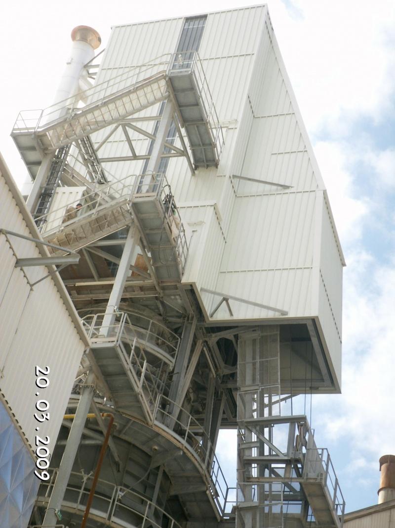Industrieller Schallschutz und Lärmschutz für Industrie-Gebäude-