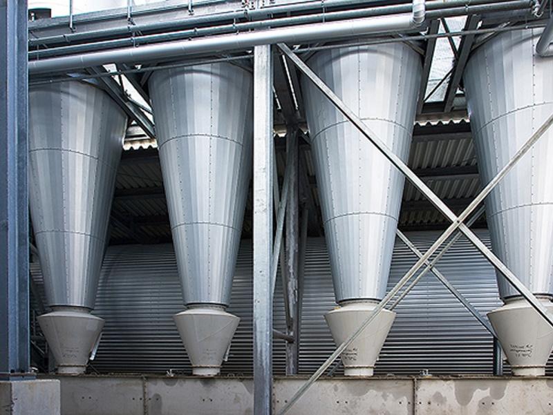 Industrieisolierung – Kälteisolierung und Wärmeisolierung für Industrie-Gebäude-
